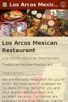 Los Arcos Mexican Restaurant poster