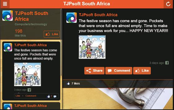 TJPsoft South Africa apk screenshot