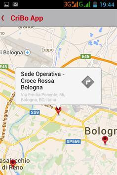 CriBo - Croce Rossa Bologna apk screenshot