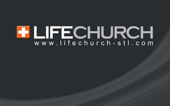 LIFECHURCH-STL poster