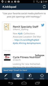 #JobSquad apk screenshot