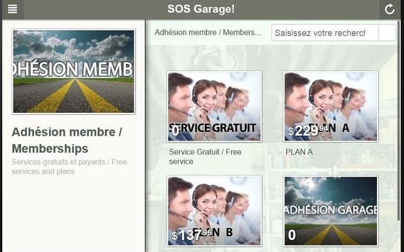 SOS Garage apk screenshot
