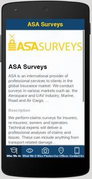 ASA Surveys poster
