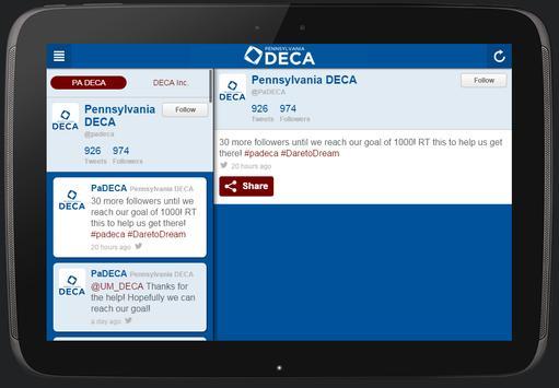 PA DECA apk screenshot