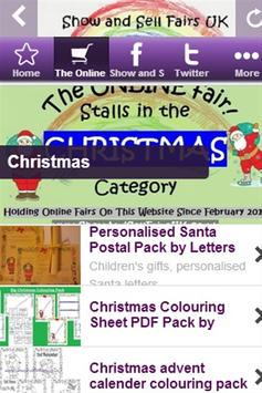 Show and Sell Fairs UK apk screenshot