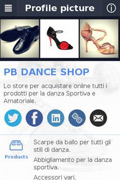 PB Dance Shop poster