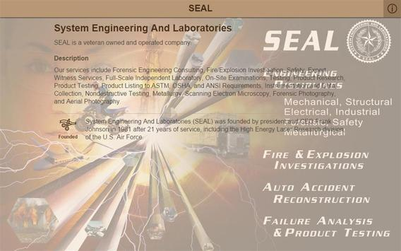 SEAL Corp. apk screenshot