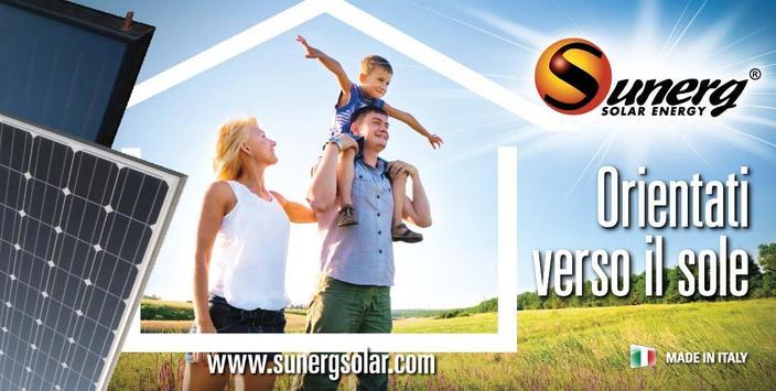 Sunerg Solar poster