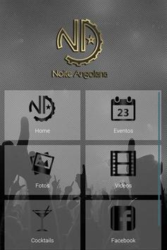Noite Angolana App poster