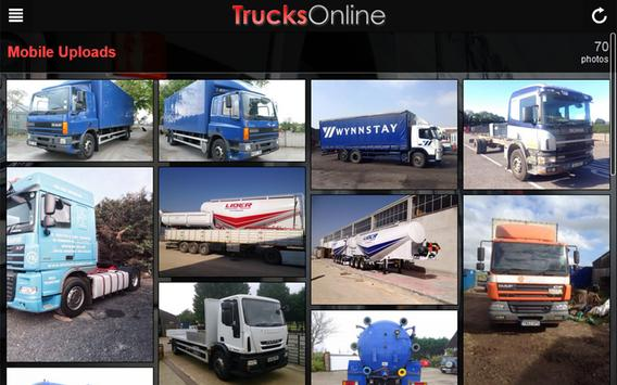 Trucks Online apk screenshot