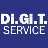 Digit Service icon