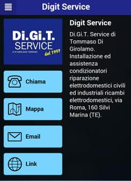 Digit Service apk screenshot