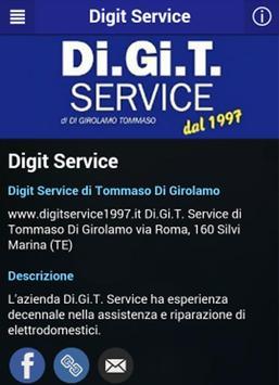 Digit Service poster