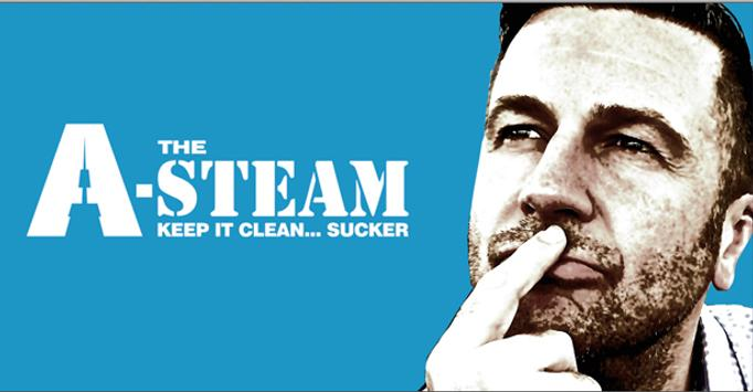 The A-Steam Cleaning Ltd poster