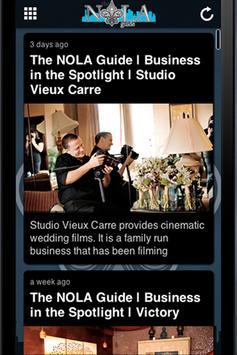 The NOLA Guide apk screenshot