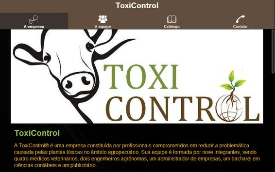 ToxiControl poster