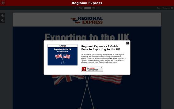 Exporting to FBA UK apk screenshot