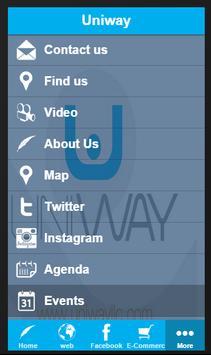 UNIWAY apk screenshot