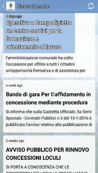 Comune di Campodipietra apk screenshot