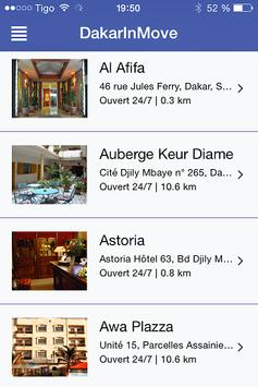 DakarInMove apk screenshot