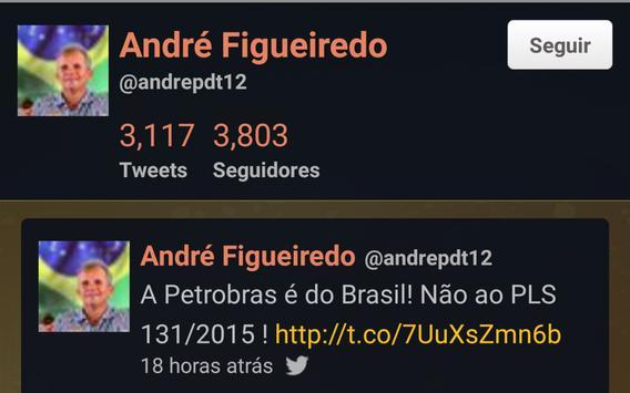 Deputado André Figueiredo apk screenshot