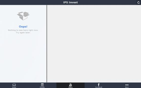 IPS Invest apk screenshot