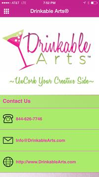 Drinkable Arts® apk screenshot