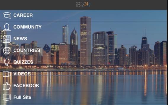 iBiz247 apk screenshot