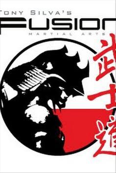 Silva Fusion Martial Arts poster