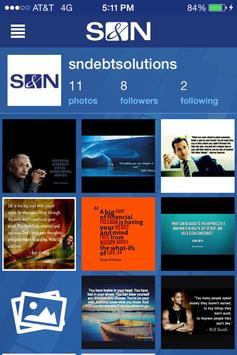 S&N apk screenshot