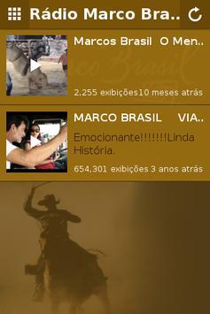 Rádio Marco Brasil poster