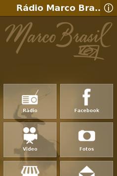 Rádio Marco Brasil apk screenshot