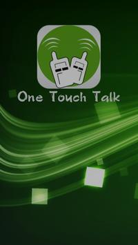 OnetouchTalk poster