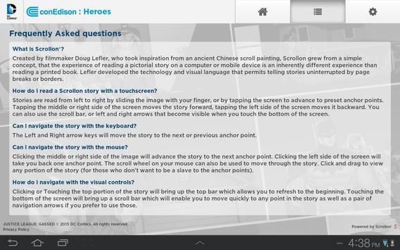 HEROES apk screenshot