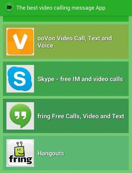 Internet Video Calls Review apk screenshot