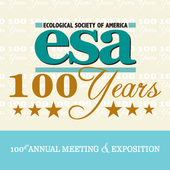 ESA 2015 Annual Meeting icon