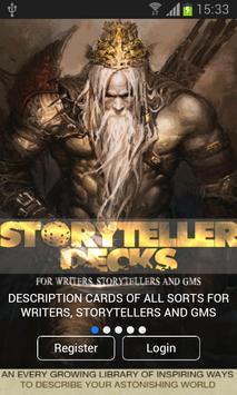 Storyteller Decks poster