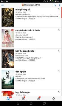 Đọc Truyện VietPhrase Online apk screenshot