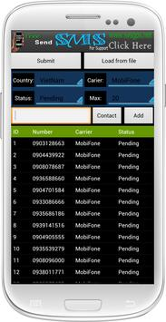 SMS Marketing Support apk screenshot