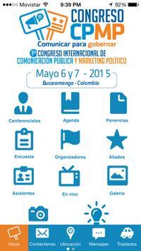 CongresoCPMP poster