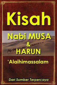 KISAH NABI MUSA & HARUN poster