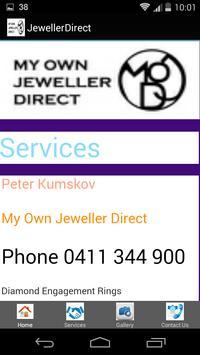 My Own Jeweller Direct apk screenshot