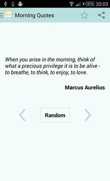 Morning Quotes & Messages poster