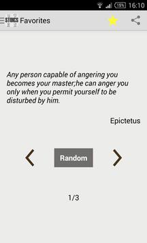 Stoicism Quotes apk screenshot