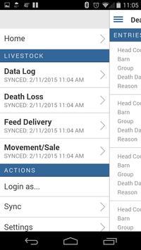 Pork Tracker apk screenshot