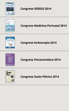 Congresos SEGO apk screenshot