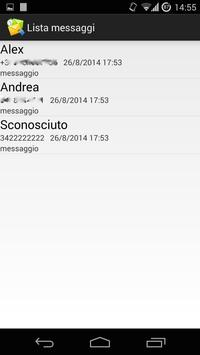 SMSTime apk screenshot