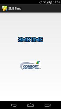 SMSTime poster