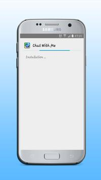 Chat With Me apk screenshot