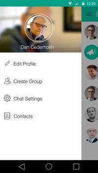 Contus Messenger apk screenshot